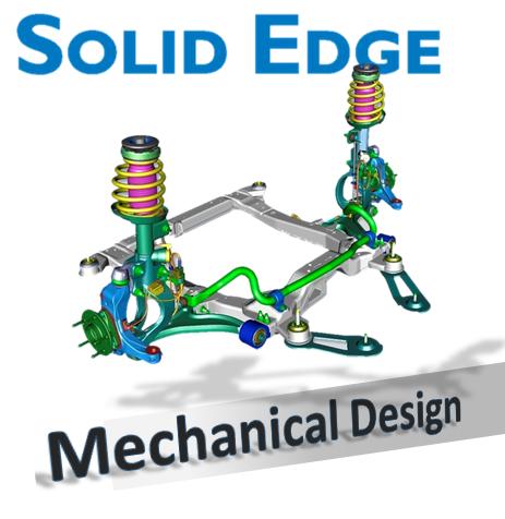 solid edge diseño mecánico industrial