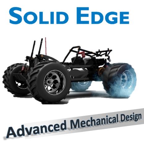 Diseño Mecánico Industrial Avanzado con Solid Edge