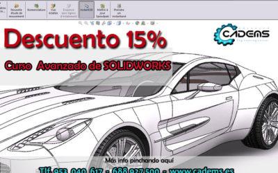 Diseño Industrial SOLID WORKS | 15% de descuento