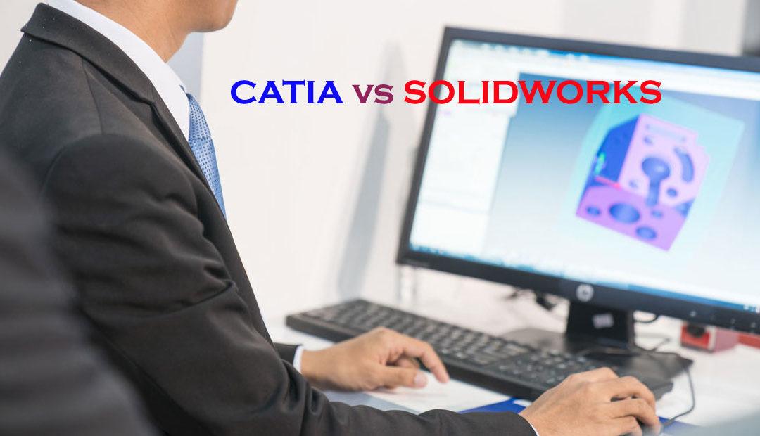 Diferencias entre CATIA y SolidWorks