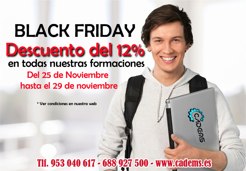 BLACK FRIDAY CADEMS 2019